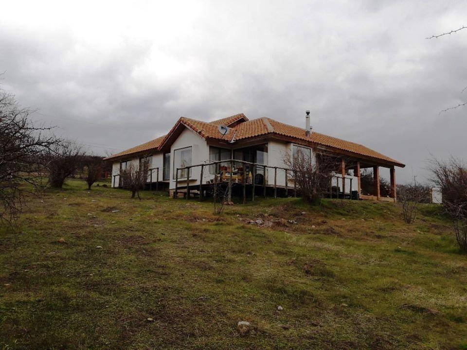 Hermosa casa con parcela de 5.900 m2