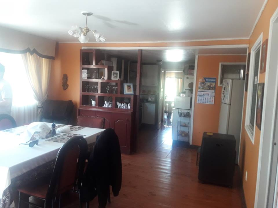 Casa con 2º piso totalmente equipada