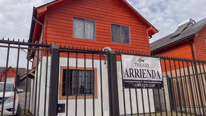 Casa en Villa Bicentenario – Arrienda
