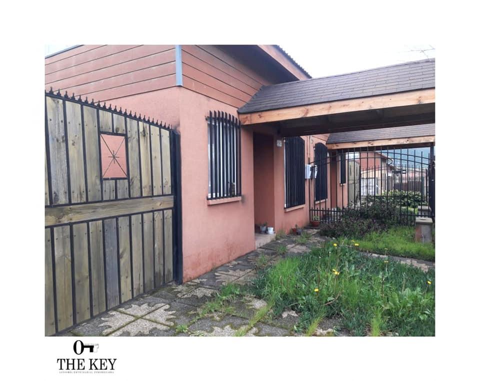 Casa frente a Universidad de Talca – Arriendo