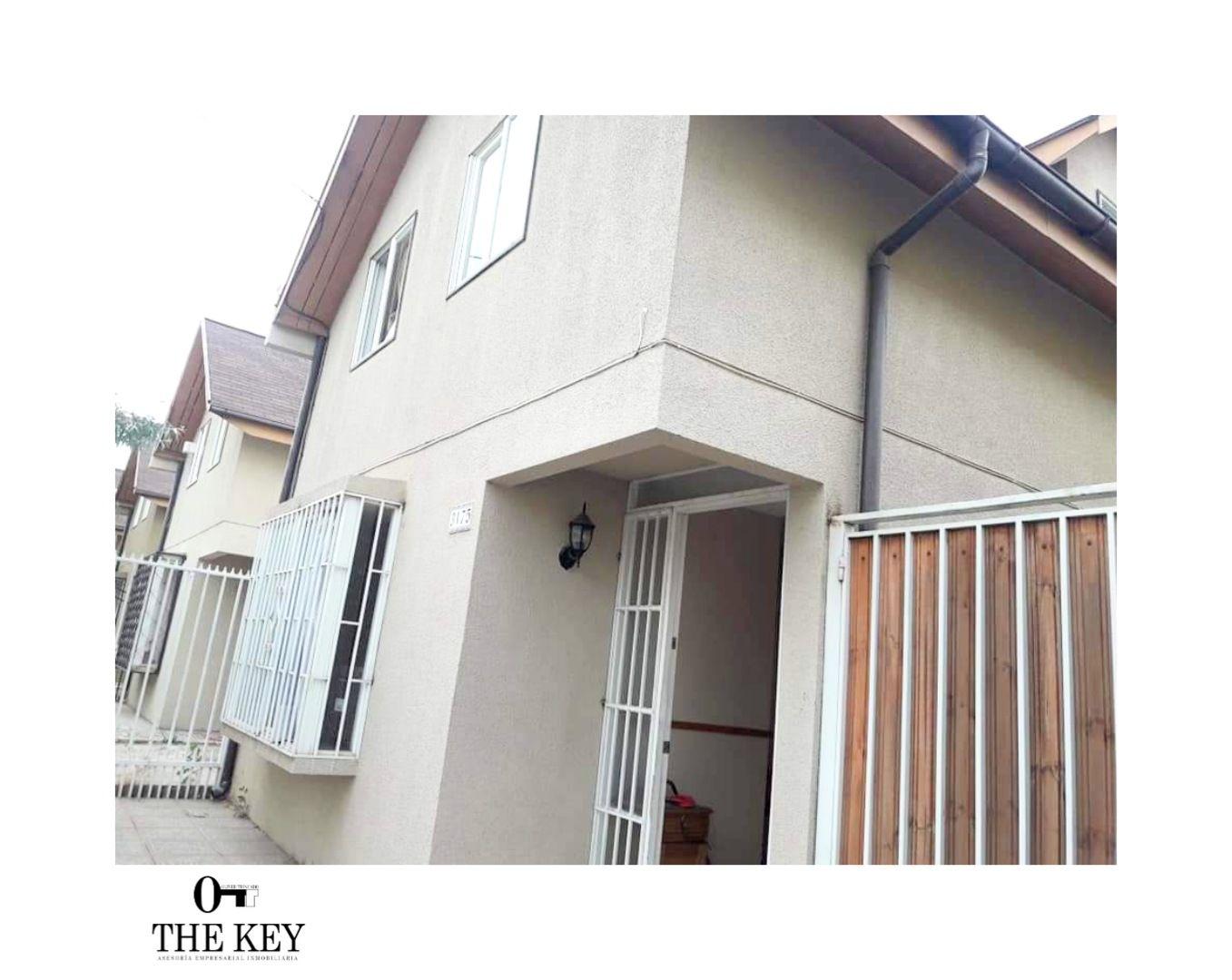 Casa ubicada Loteo Portal Norte Lircay, frente a universidad de Talca – Venta