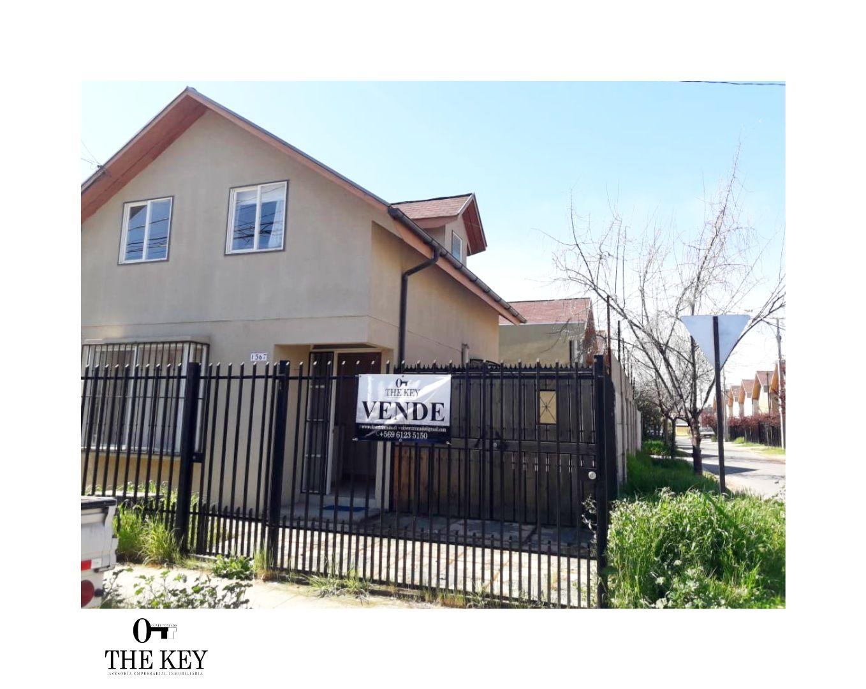 Casa frente a Universidad de Talca – Venta
